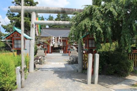 大鏑矢神社
