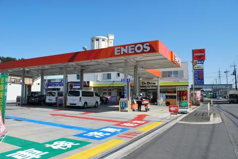 ENEOS (株)並木産業 Dr.Drive セルフ新座店