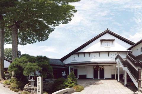 福生市内には2つの酒造がある(石川酒造)