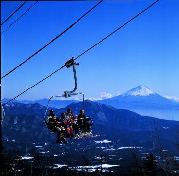写真:サンメドウズ清里スキー場