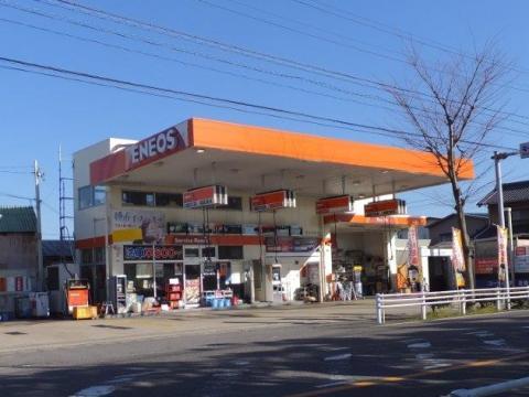 ENEOS 渡辺石油店 吉良SS (スタッフ給油)