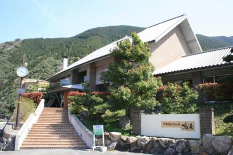 写真:中津温泉あやめの湯「鳴滝」
