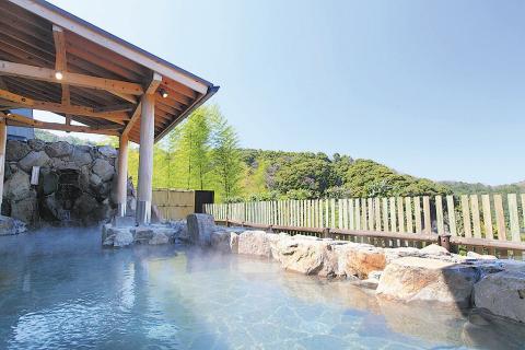 写真:かなや明恵峡温泉