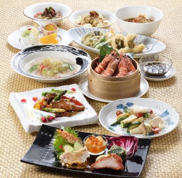 ホテルグランヴィア岡山 中華四川料理 重慶飯店
