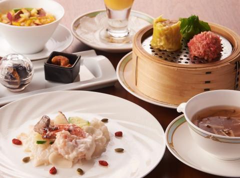JRホテルクレメント高松 中国料理「桃煌」