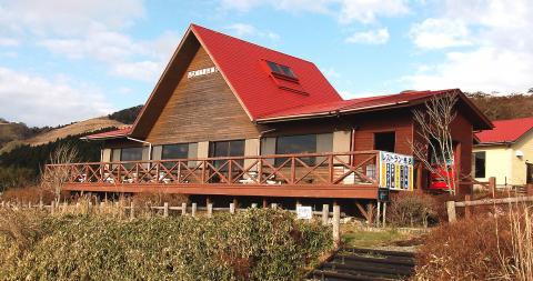 西天城高原「牧場の家」