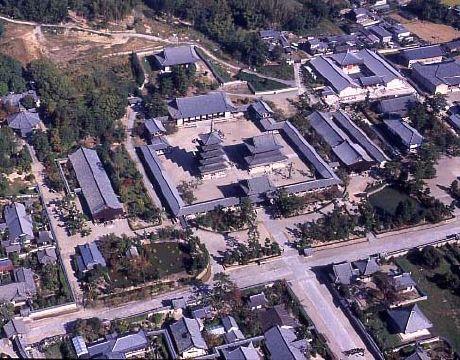 奈良の原点 聖徳太子の法隆寺から 信貴・生駒スカイライン|ドライブ ...