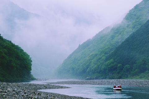 イメージ:スノーピークおち仁淀川