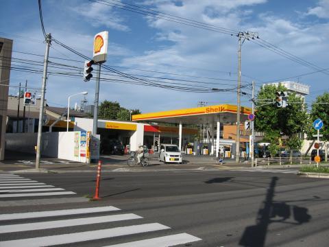 近く の 昭和 シェル 石油
